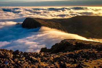 New Year's Day Inversion, Cadair Idris.