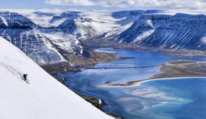 Önundarfjörður, NW Iceland