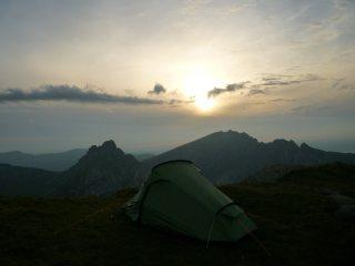 arran wild camp, 91 kb