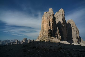 The Tre Cime, Dolomites