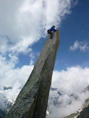 Summit of Salbitschijen