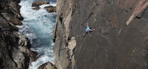 DIGITAL FEATURE: The Finest Crags in the UK & Ireland: Lewis, Outer Hebrides