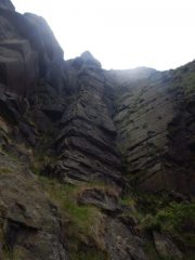 Great Slab, Kinder Great Buttress