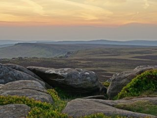 Mid summer Stanage