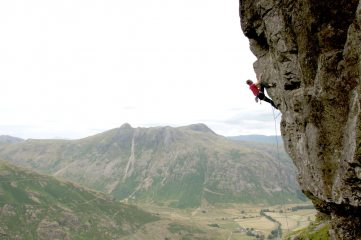 Craig Matheson on the first ascent of Death Star