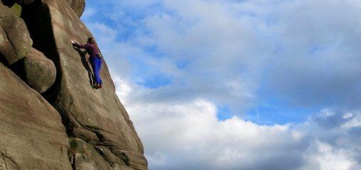 Anna Taylor climbing Obsession Fatale E8 6c., 56 kb