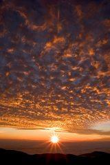 Sunset from Mt Paranal, Atacama, Chile