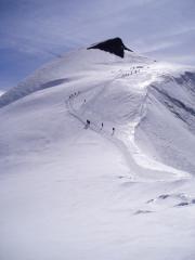 Allalinhorn Tourist Route