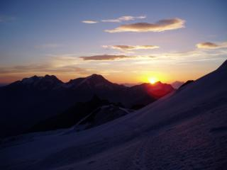 Sunrise Mittel Allalin, Saas Fee