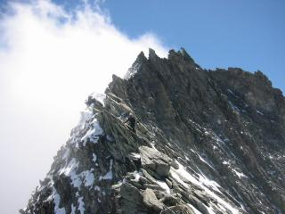 NW Ridge of the Grand Cornier (Valias)
