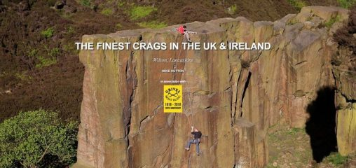DIGITAL FEATURE: Finest Crags in the UK & Ireland - Wilton