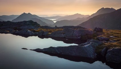 The Rough Bounds of Knoydart and beyond
