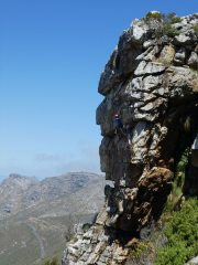 Clouds over Mordor/Lower Silvermine Crag