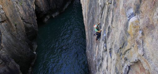 DIGITAL FEATURE: The Finest Crags in the UK & Ireland: Range East, Pembroke