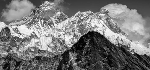 Everest, Nuptse and Lhotse, 101 kb