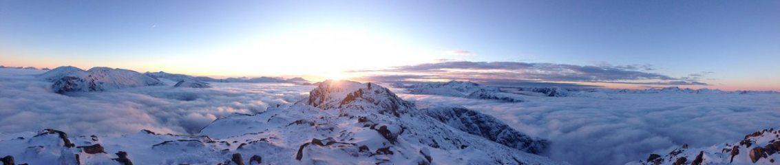 Summit of the Buachaille