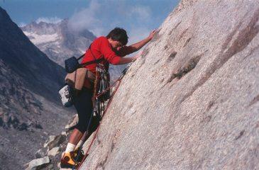 Sport climbing 1983 style - Marche ou Creve, Eldorado, 208 kb