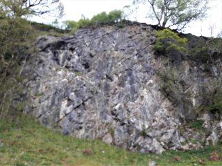 Trough Of Bowland Quarry.