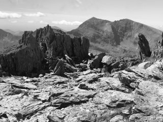 View from Glyder Fawr