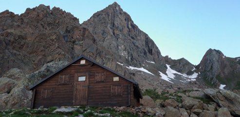 rifugio Molino, under the Uja di Mondrone, Val di Lanzo, Alpi Graie.