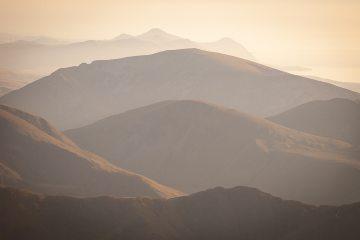 Layers of the Snowdon Massif