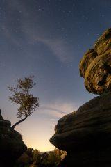 Moonlight at Brimham Rocks, 171 kb