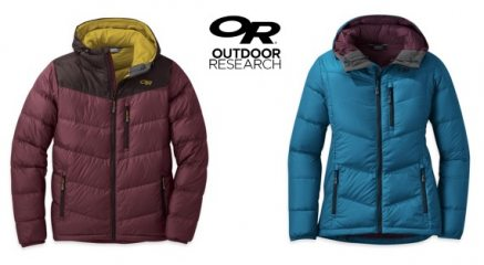 Outdoor Research Transcendent Down Jacket (SRP £200)
