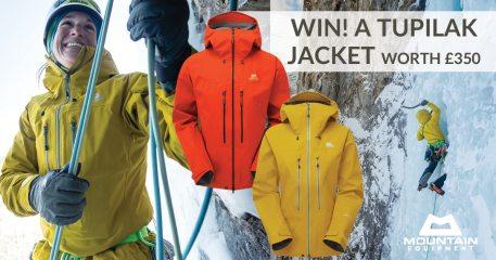 WIN a Mountain Equipment Tupilak Jacket!