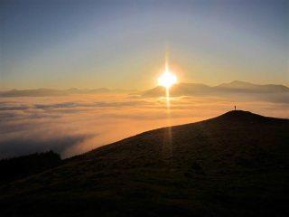 Sunset Latrigg .. Lake District, 62 kb