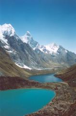 Cordillera Hauyhaush, Peru