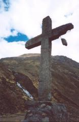 Ominous portents, Cordillera Hauyhaush, Peru