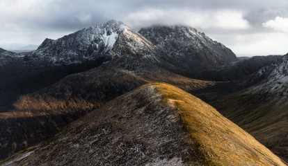 Bla Bhein from the Red Cuillin, 431 kb