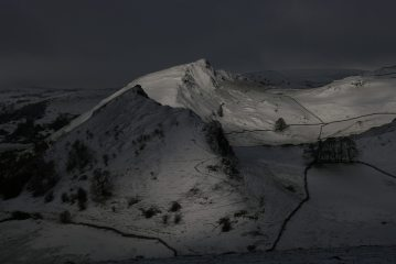 Parkhouse Hill and Chrome Hill, Dovedale, 257 kb