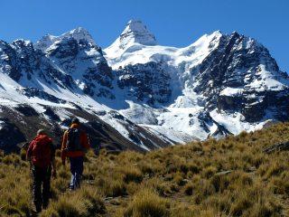 Approaching Condoriri basecamp, Cordillera Real, Bolivia., 761 kb