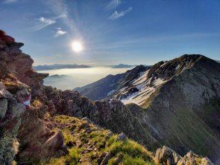 Alta Via del Lario high above Lake Como, Italy, 838 kb