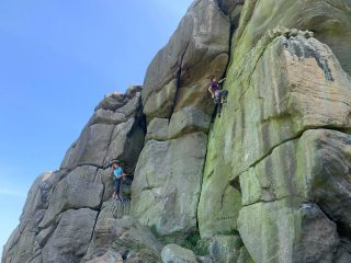 Pitch 2 of the North West Girdle, 289 kb