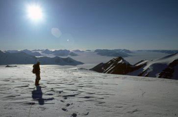 Summit View, Davidjonesberg, East Greenland