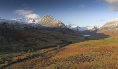 Tryfan and the Ogwen Valley , 638 kb