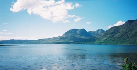 Beinn Alligin & Loch Torridon