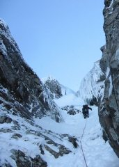 Last pitch Staghorn Gully