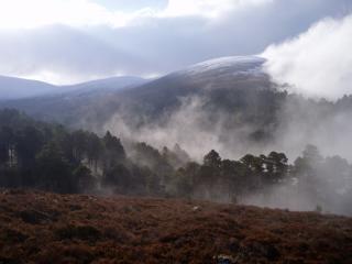 Glen Feshie, Cairngorms