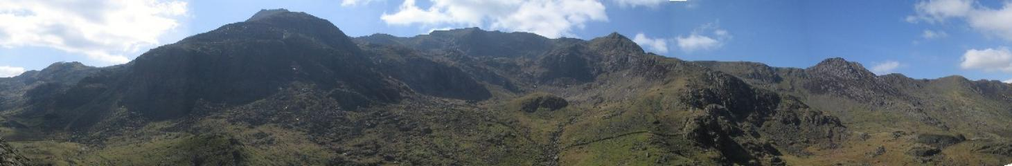 Snowdonia Panoramic