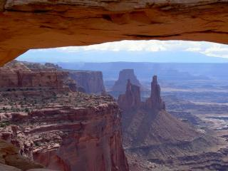 Island in the Sky, Canyonlands NP, UT, USA.