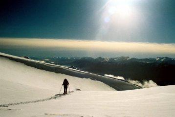 Ascent of Mt Piltriquitron