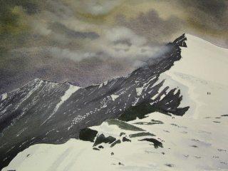 Gatesgill Fell & Ridge From Blencathra