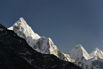 Ama Dablam from a different perspective