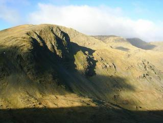 Dollywaggon Pike's gullies