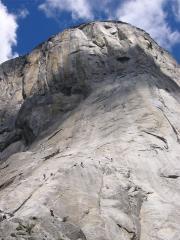 Queues on El Cap