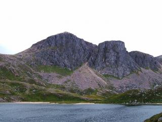Shelter Stone and Carn Etchachan