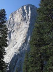 El Cap nose, Yosemite
